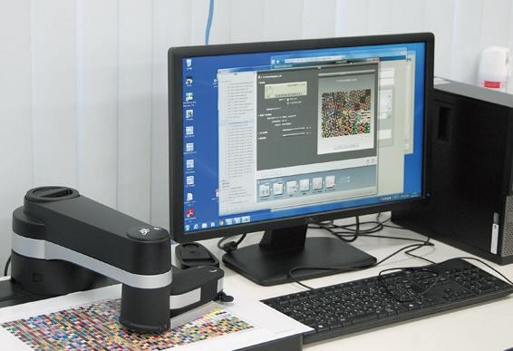 K-ColorSimulatorセッティング画面