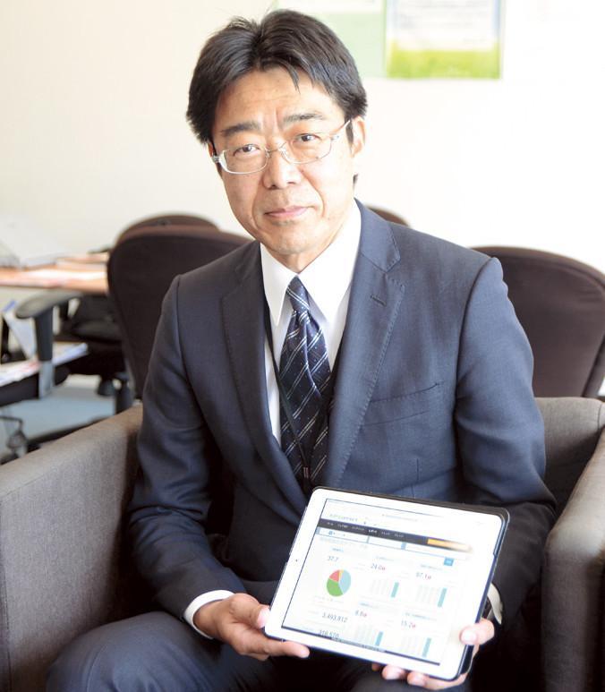 寺澤取締役は「目に見える形で紙の枚数も時間も出てくるので、作業・時間の基準に、標準化のツールとして使えればと思っています」と、KP-コネクトに期待を寄せている。